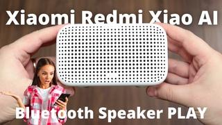 ОБЗОР КРУТОЙ ДОМАШНЕЙ КОЛОНКИ СЯОМИ ► Xiaomi Redmi Xiao AI Bluetooth Speaker PLAY
