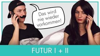 Futur I und Futur II | Über die Zukunft sprechen und Vermutungen äußern