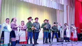"""""""Далеко не близко"""" Песня Сибирских казаков  Сторонушка"""
