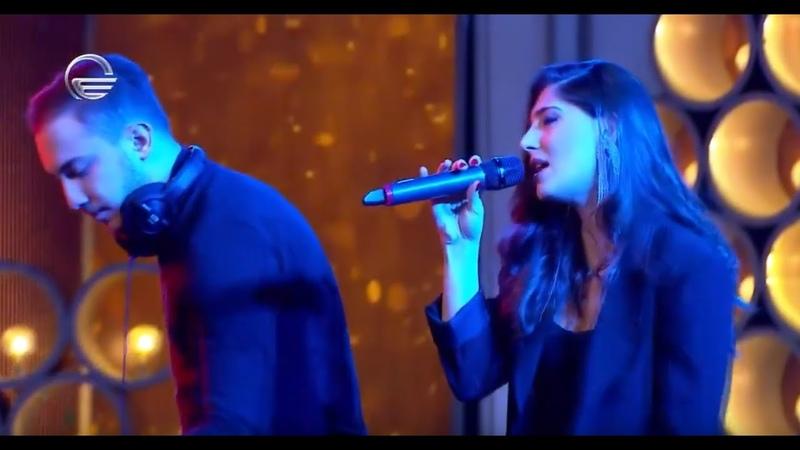 Giga Papaskiri feat. Mery Mamulashvili - Hey
