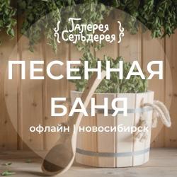 Афиша Новосибирск Песенная музыкальная баня / Галерея Сельдерея