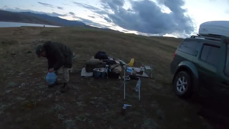 Республика Тыва Одиночное мотопутешествие на Байкал через Тыву