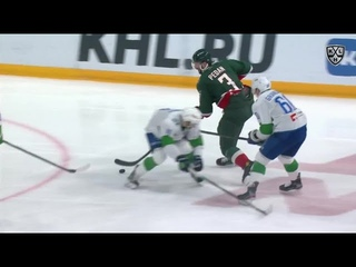 KHL Top 10 Hits for 2021 playoffs Round 2
