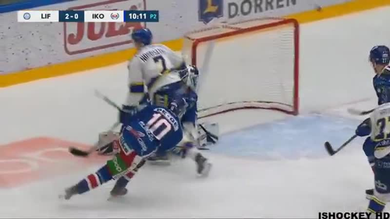 Leksands IF IK Oskarshamn HIGHLIGHTS