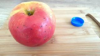 Готовить всем! Возьми пробку и одно яблоко! Попробуйте этот рецепт из двух ингредиентов. Это БОМБА!