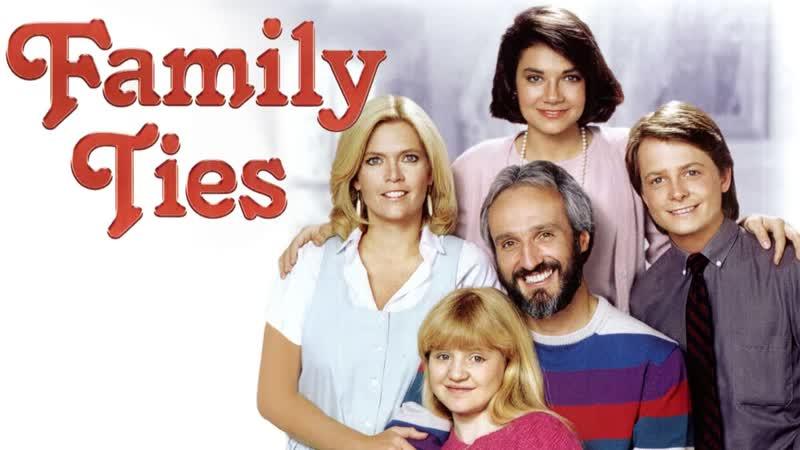 В Эфире : Семейные узы (1 сезон 1-6 серия ) Serial