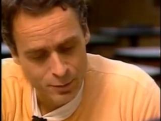 Тед Банди. Интервью перед казнью. Полная версия.
