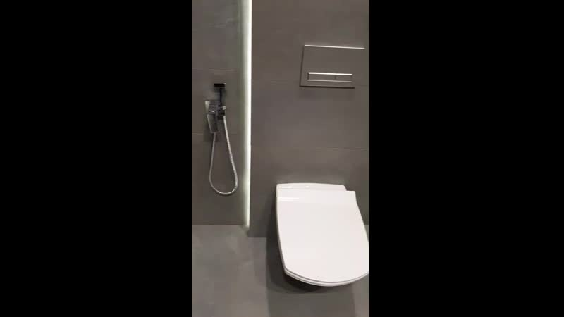 Ванна в ЖК Ньютон