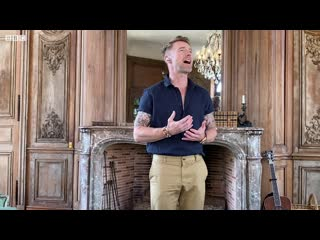 Ronan Keating with the BBC Concert Orchestra - When You Say Nothing At All (Live)