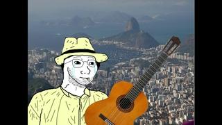 1 Hour of 60s Brazilian Doomer Music