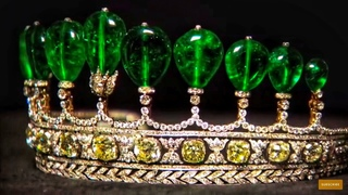 Top 10   Most Beautiful and Expensive Tiara in History