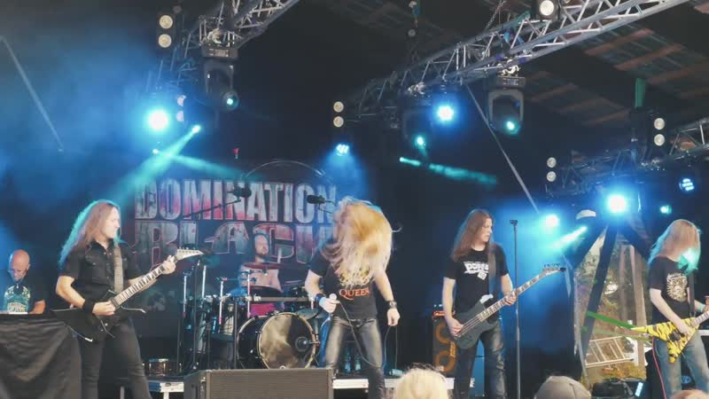 Domination Black. - VAT (2020 Finland)