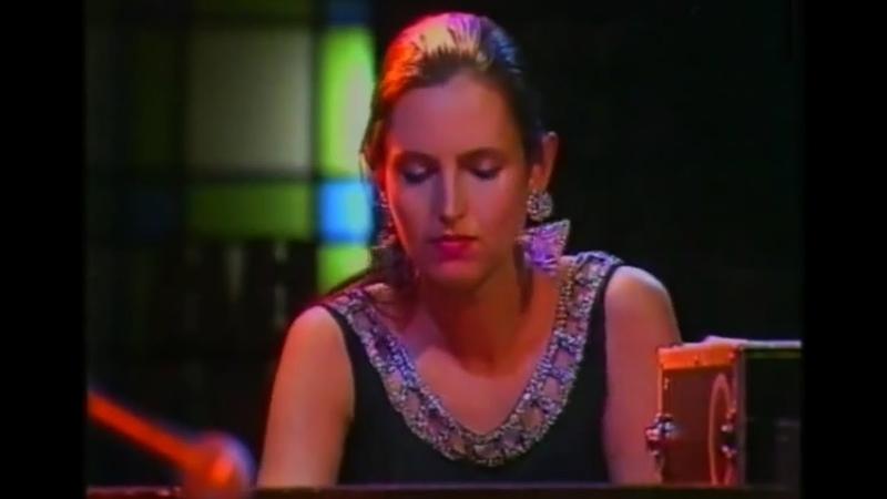 Very Hot Stuff Barbara Dennerlein on Hammond B3 Organ