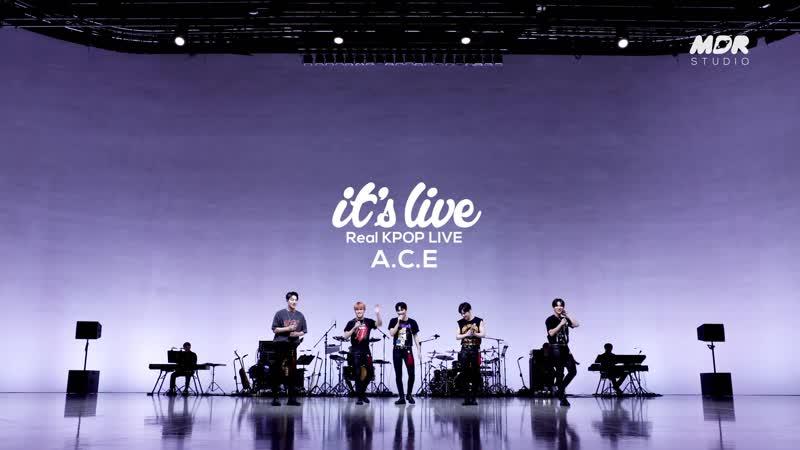 「 a.c.e — favorite boys (goblin) [live ver] 」