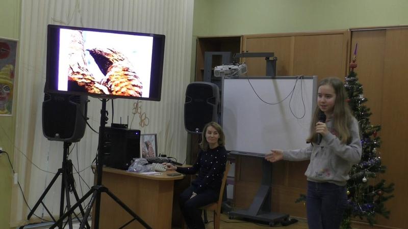 Куропатка и козодой Арина Николаева