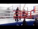 Марк Валович vs фин чемпионат СПб по Тайскому боксу 20 04 2019