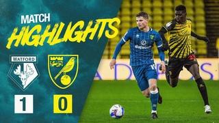 Уотфорд 1-0 Норвич Сити (21 тур Чемпионшипа)