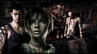 прохождение Resident Evil Zero часть 1 и Tomb Raider UnderWorld часть 4