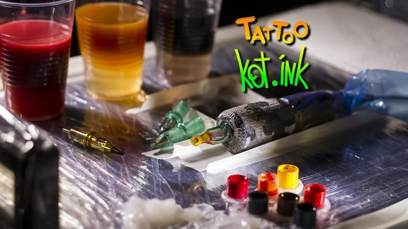 Kot.Ink - Tattoo Online