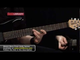 Two Thousand Eight Hundred - Sacred Mother Tongue - Guitar Lesson With Andy James Licklibrary