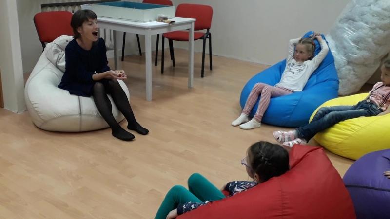 Сказотерапия на ЛИХВИНЦЕВА 46