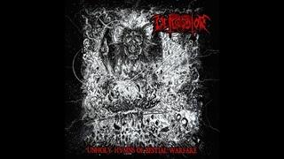 Defecrator (US) - Unholy Hymns of Bestial Warfare (Comp) 2021