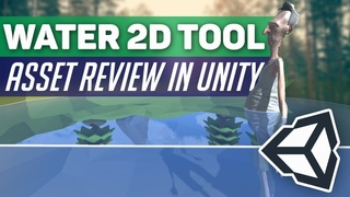 Asset Review: Water 2D Tool - Unity 2018