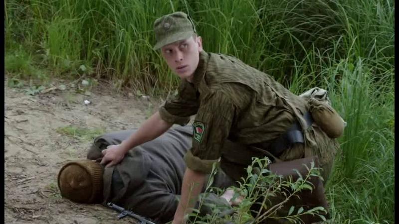 Государственная граница Фильм 11 Смертельный улов