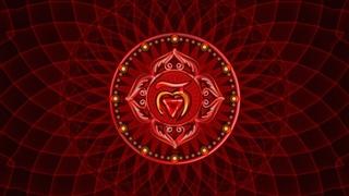 Root Chakra Healing Meditation - Muladhara - Powerful Root Chakra Meditation Music - Binaural Beats
