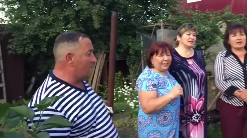 Буадан шаккатып кайттым Гармунчылар аш су осталары очрашуы Удивительная встреча в Буинске