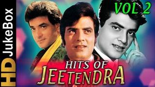 Hits of Jeetendra  Vol 2   Superhit Evergreen Hindi Songs   Best Bollywood Songs Jukebox