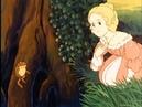 The Grimm's Fairy Tales[Сказки братьев Гримм](3-4)The Frog Prince[Принц-лягушка]-1987-Япония-США,м/ф