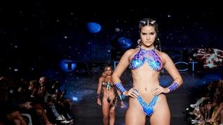 BLACK TAPE PROJECT  2021/ Bikini Tape Live Stream Performance Art / Miami swim week 2021