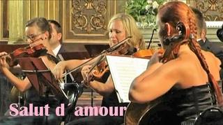 Edward Elgar - Salut d´amour Opus 12 - Horst Sohm
