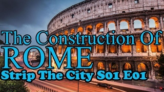 Ancient City: Rome [HD] - Strip The City [S01E01] (Discovery Documentary)