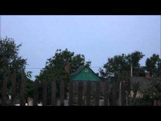 Стрельба в Славянск 19 мая 04:25 утра