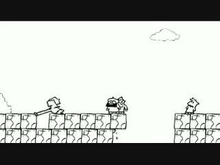 Марио и Три богатыря