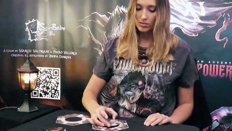 POWERWOLF - Armata Strigoi Board Game Unboxing | Napalm Records