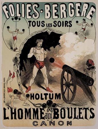 ДЖОН ХОЛТУМ ЧЕЛОВЕК, КОТОРЫЙ ЛОВИЛ ПУШЕЧНЫЕ ЯДРА Джон Холтум жил в конце 19 века в Германии и был знаменит тем, что мог голыми руками ловить пушечные ядра. Он выступал с этим номером в цирке -