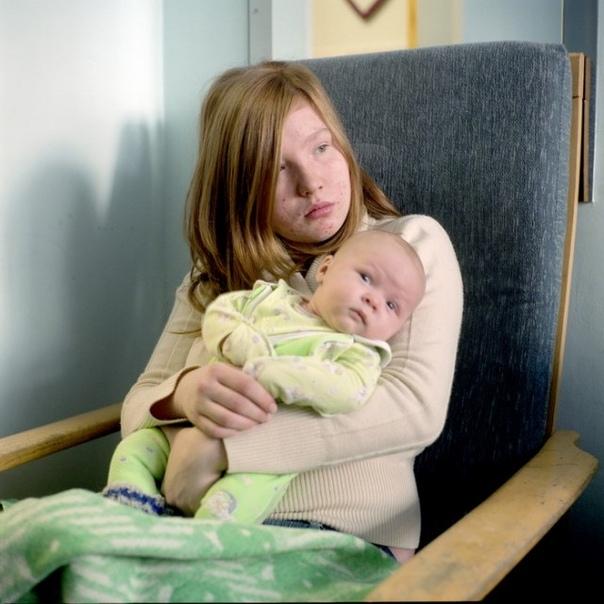 Несовершеннолетние матери картинки