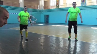 ФК Директория   ФК Рубль 1 тайм