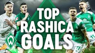 Milot Rashica   Best goals compilation   SV Werder Bremen