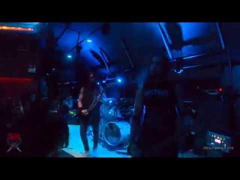SUICIDAL ANGELS LIVE Temple of Katharsis Night Threat KASTORIA 26 01 2020
