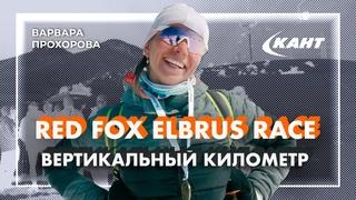 Вертикальный километр Red Fox Elbrus Race 2021 соревнования по скайраннингу