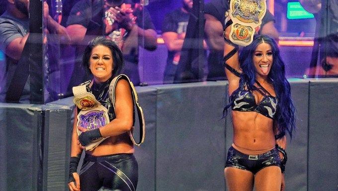 Результаты шоу WWE Backlash 2020, изображение №3