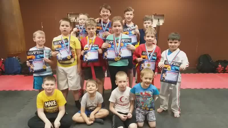 Успешное выступление детей🏆🥇🥋🥋🥋🥊🔵🔴🥋🥋🥋Возрост с 5 до 9 лет Присоединяйтесь к Нашей дружной группе Детей89049115191 Владимир