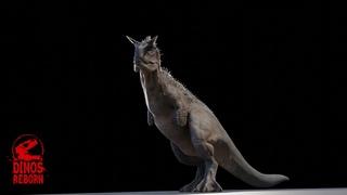 Dinos Reborn - Carnotaurus Animations