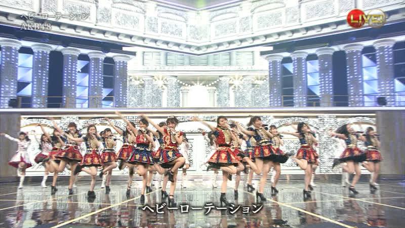 AKB48 Aitakatta Flying Get Heavy Rotation Koisuru Fortune Cookie @ Dai 66 kai NHK Kouhaku Utagassen 2015 12 31