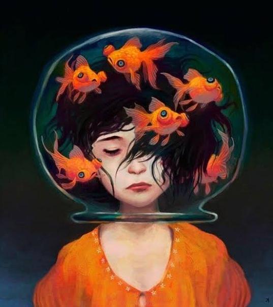 Многие люди посвящают себя тому, чтобы реализовывать концепцию того, какими они должны быть, вместо того, чтобы реализовать себя