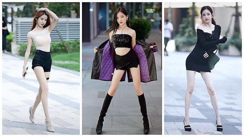 Mejores Street Fashion Tik Tok Thời Trang Đường Phố Trung Quốc 23